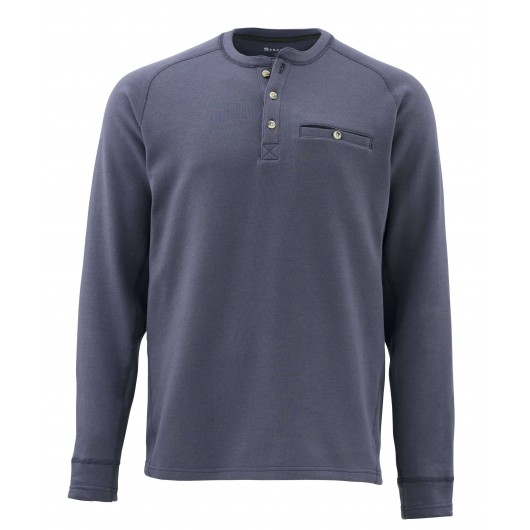 Pull Simms Coldweather Henley