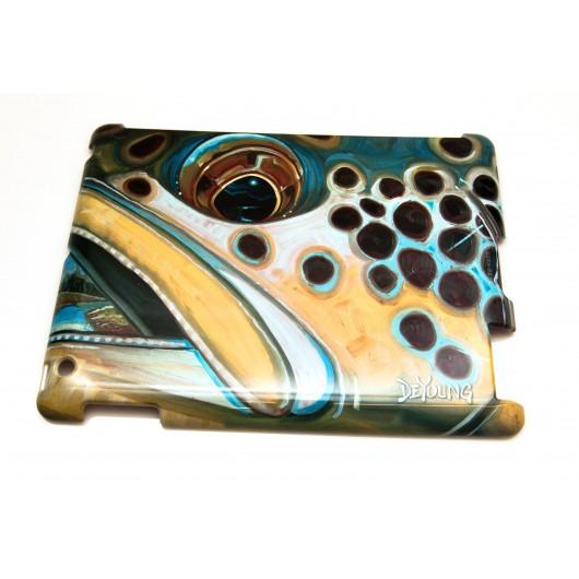 Protection iPad 2/3/4 Brown...