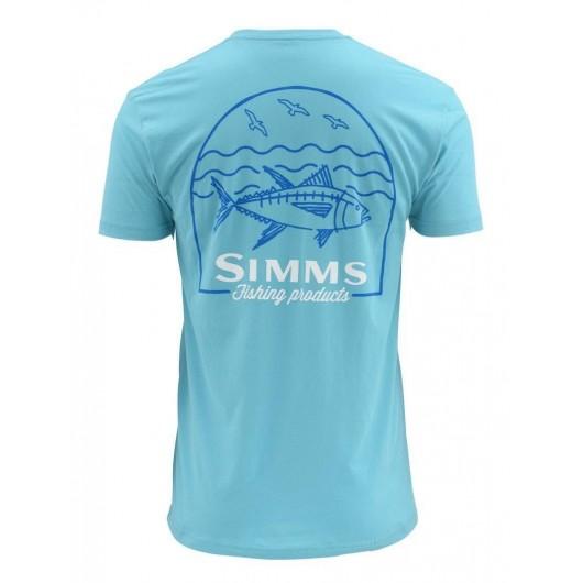 T-shirt Weekend Tuna Simms