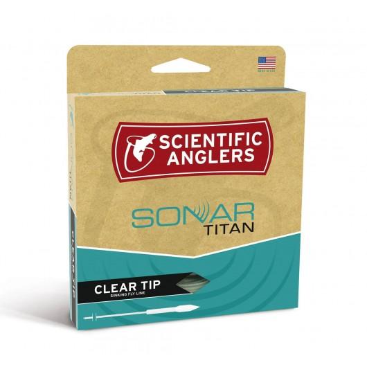 Sonar Titan Clear Tip...