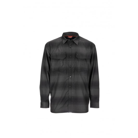 Coldweather Shirt Plaid Simms