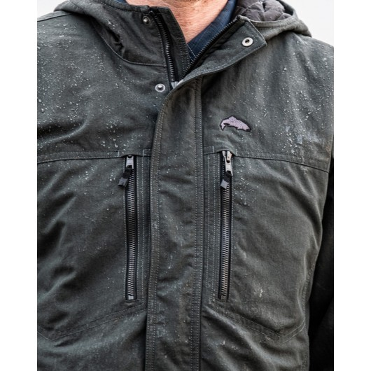 Dockwear Hooded Jacket Simms