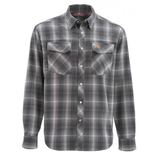 Chemise flanelle Simms -...