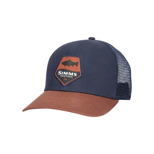 Trout Patch Trucker Simms