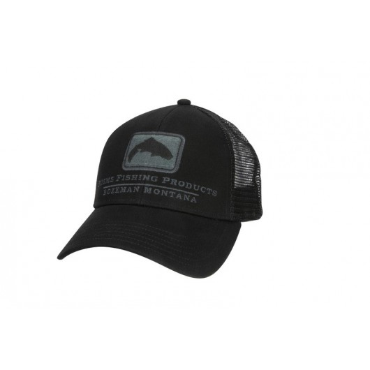 Trout Icon Trucker Simms