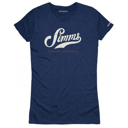 T-Shirt femme Simms -...