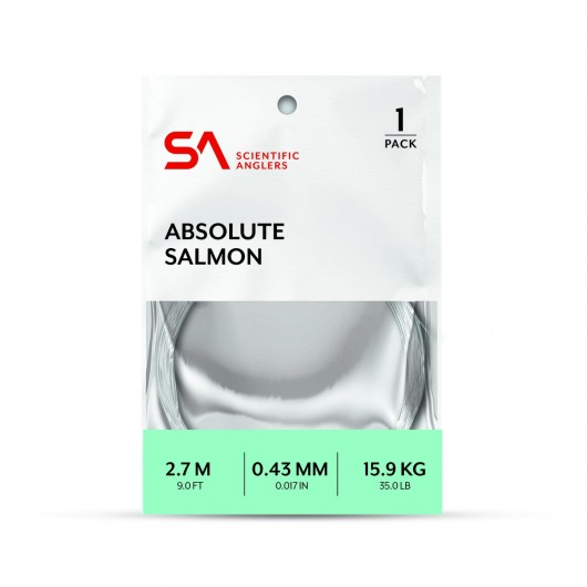 Absolute Salmon Leader...
