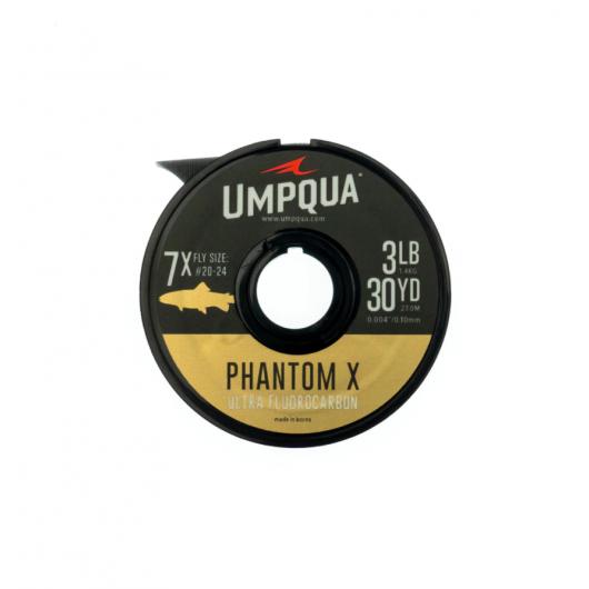 Fluorocarbon Umpqua Phantom X