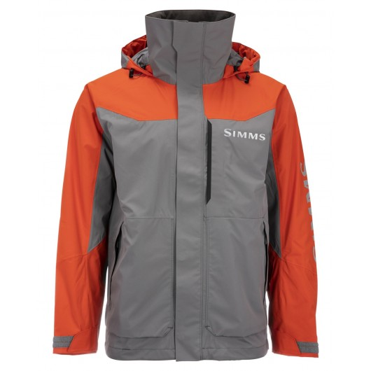 Challenger Jacket Flame Simms