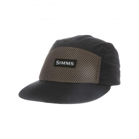 Flyweight Mesh Cap Black Simms