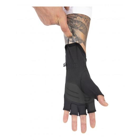 Freestone Half Finger Black...