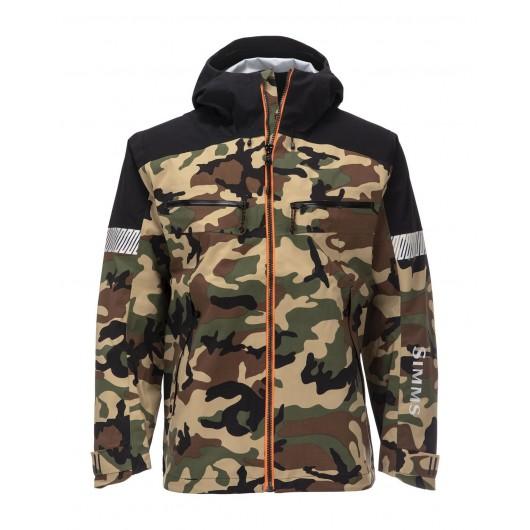 Simms CX Jacket Woodland Simms