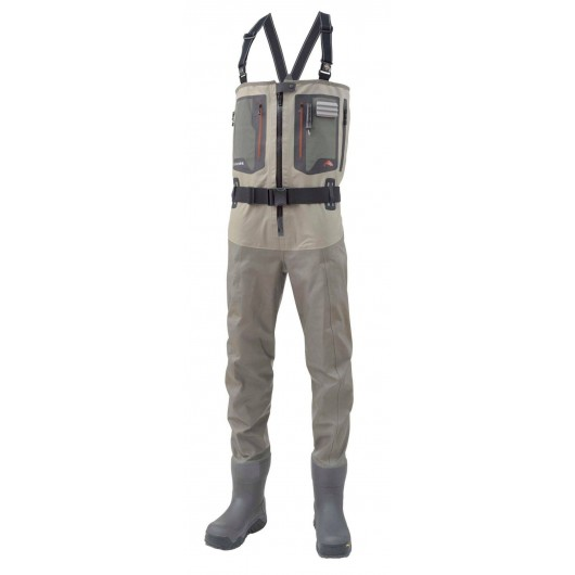 Waders Simms G4Z avec bottes