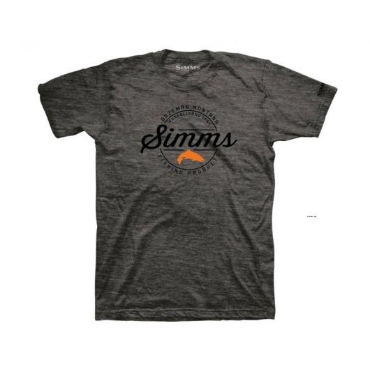 T-Shirt Authentique Simms
