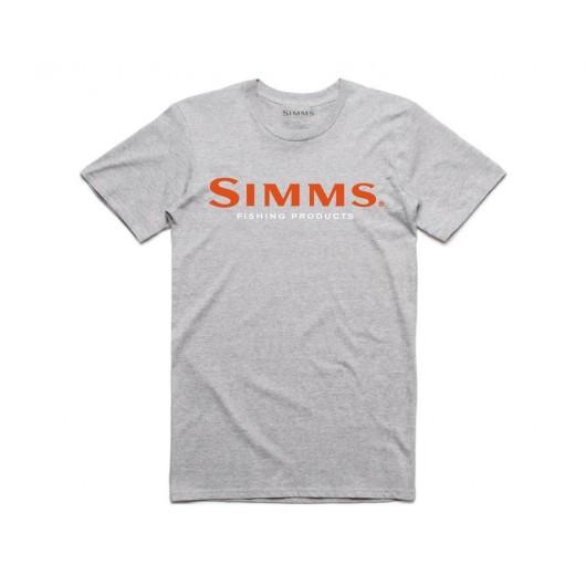 T-Shirt Logo Simms