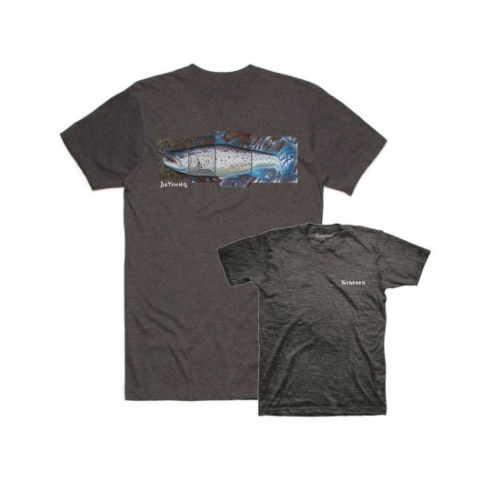 T-Shirt Seatrout DeYoung Simms