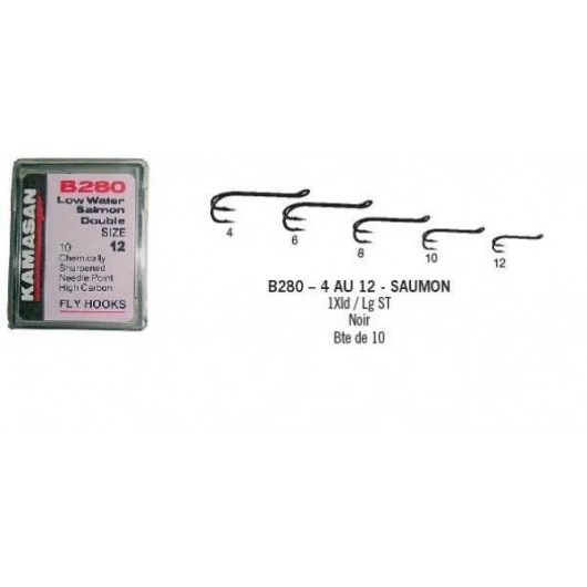 Kamasan B280 - 10 P