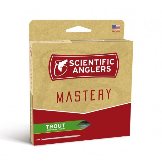 Mastery Trout WF Scientific...