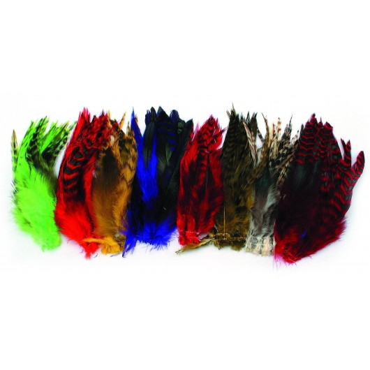 Hackle Stream Grizzly MDC