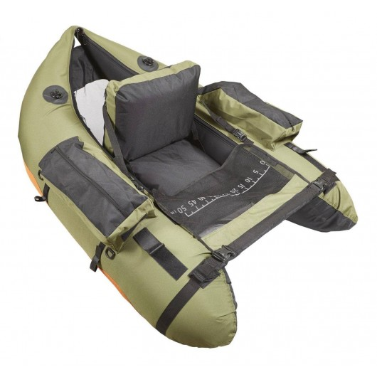Float Tube AXS Record Sparrow