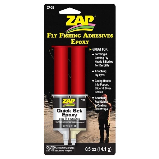 Quick Set Epoxy Zap De...
